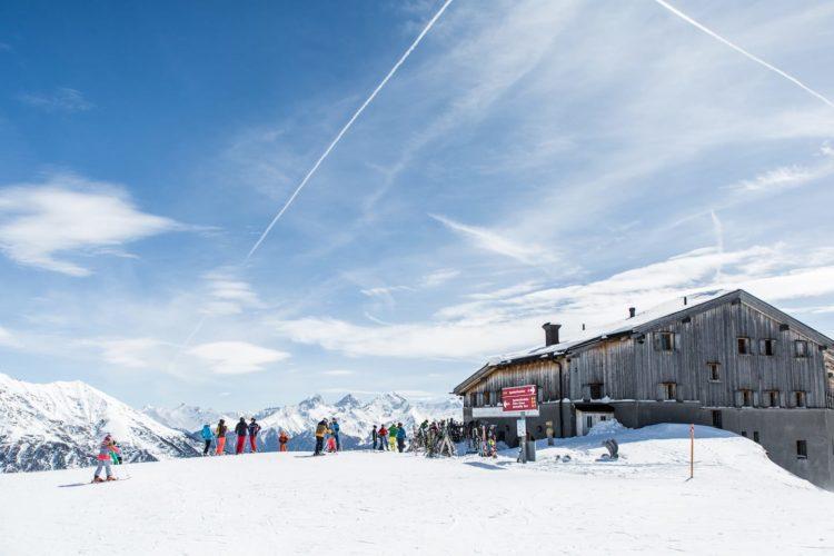 Bergrestaurant Piz Scalottas in Lenzerheide
