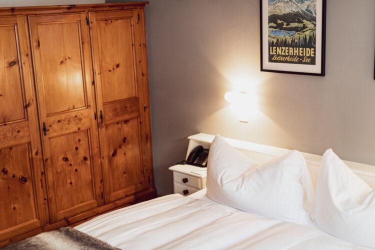 Hotelzimmer Lenzerheide