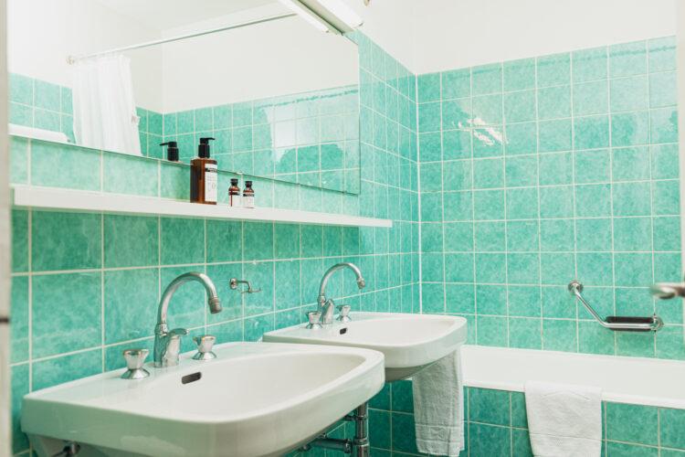 Badezimmer Lenzerheide