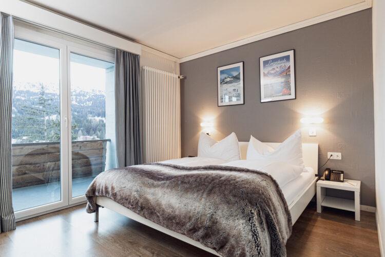 Hotelzimmer M Lenzerheide